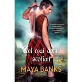 Cel mai dorit scotian - Maya Banks, editura Alma