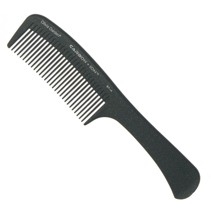 Pieptan Profesional - Olivia Garden Tehnical & Chemical Comb ST4 imagine produs