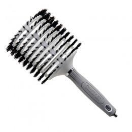 Perie Rotunda pentru Styling - Olivia Garden Turbo Vent 100% Boar Hairbrush CITV - BR80