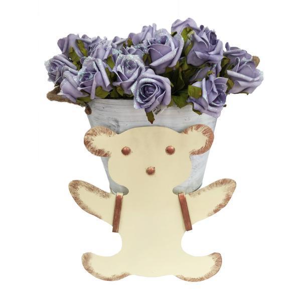 Suport flori urs 1 ghiveci