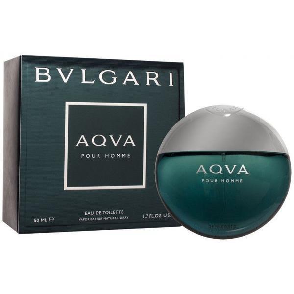 Apa de Toaleta BVLGARI Aqva pour Homme, Barbati, 100ml imagine produs