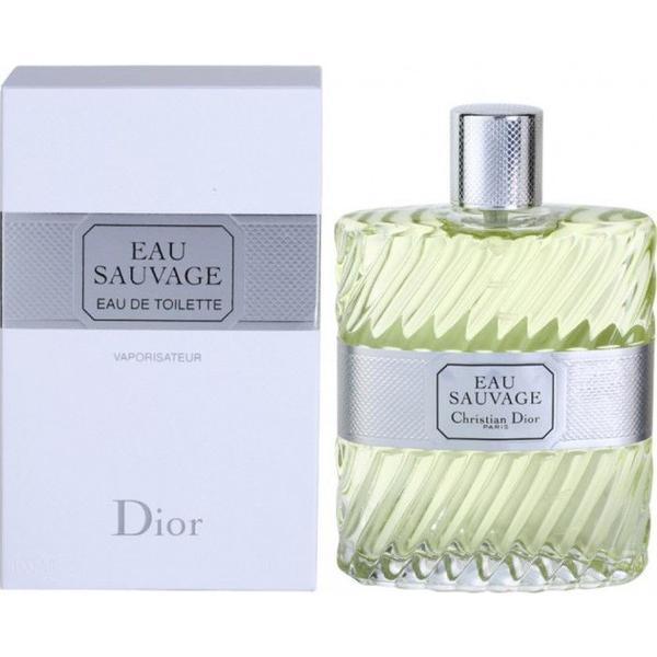Apa de Toaleta Christian Dior Eau Sauvage, Barbati, 100 ml poza