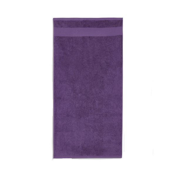 Prosop din Bumbac Mov - Beautyfor Cotton Towel Purple, 70 x 140cm esteto.ro