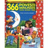 366 de povesti minunate pentru adormit copiii, editura Crisan