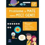Probleme de mate pentru mici genii. Larousse - Clasa pregatitoare, editura Didactica Publishing House