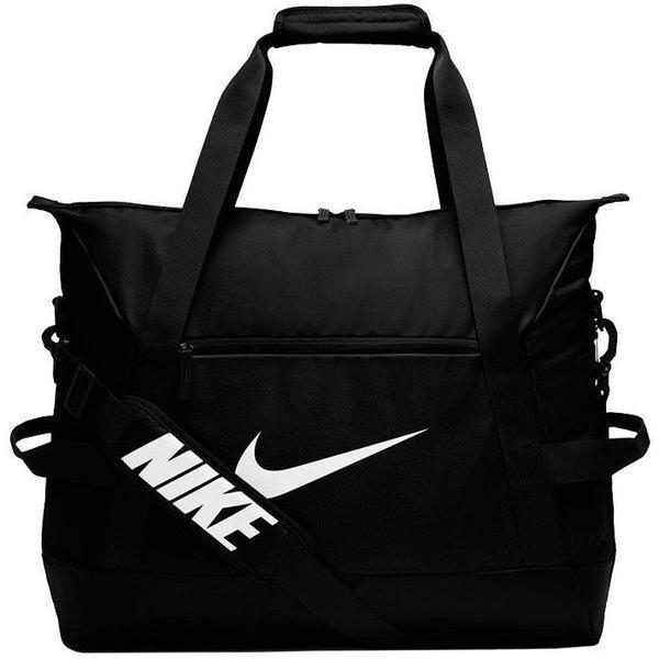 Geanta unisex Nike Academy Team Football Duffel Bag CV7828-010, L, Negru