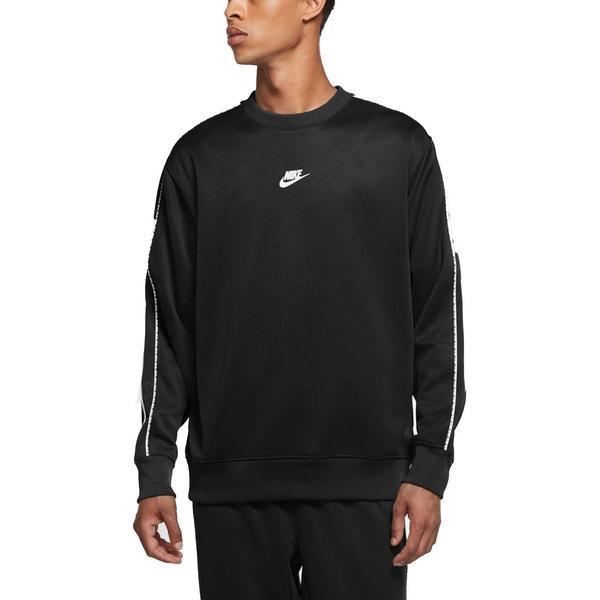 Bluza barbati Nike Sportswear Crew CZ7824-010, M, Negru
