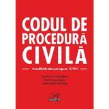 Codul de procedura civila ed.2017 - Evelina Oprina, editura Rosetti