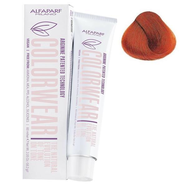 Vopsea Fara Amoniac Ton pe Ton - Alfaparf Milano Color Wear New, nuanta nr 8.44 imagine produs
