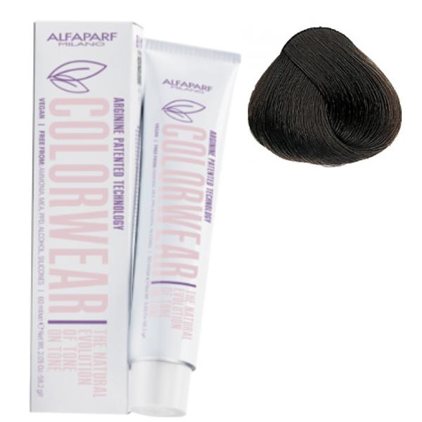 Vopsea Fara Amoniac Ton pe Ton - Alfaparf Milano Color Wear New, nuanta nr 5 imagine produs