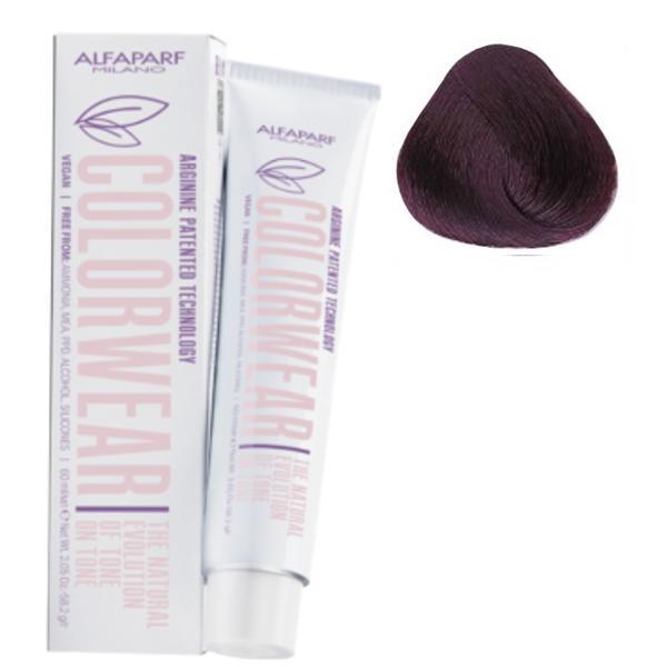Vopsea Fara Amoniac Ton pe Ton - Alfaparf Milano Color Wear New, nuanta nr 5.5 poza