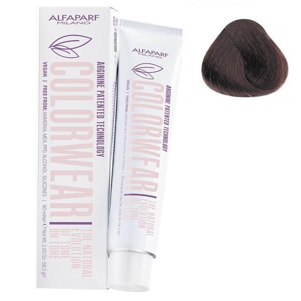 Vopsea Fara Amoniac Ton pe Ton - Alfaparf Milano Color Wear New, nuanta nr 7.21 imagine produs