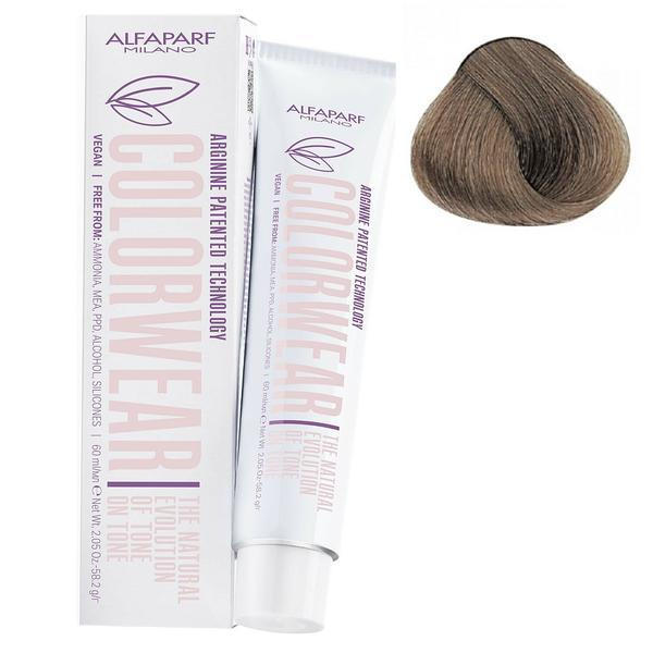 Vopsea Fara Amoniac Ton pe Ton - Alfaparf Milano Color Wear New, nuanta nr 9.02 poza