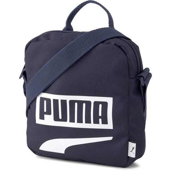 Borseta unisex Puma Plus Portable II 07606115, Marime universala, Albastru