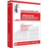 Buletinul Jurisprudentei. Curtea de Apel Bucuresti 2018 Vol.2, editura Universul Juridic