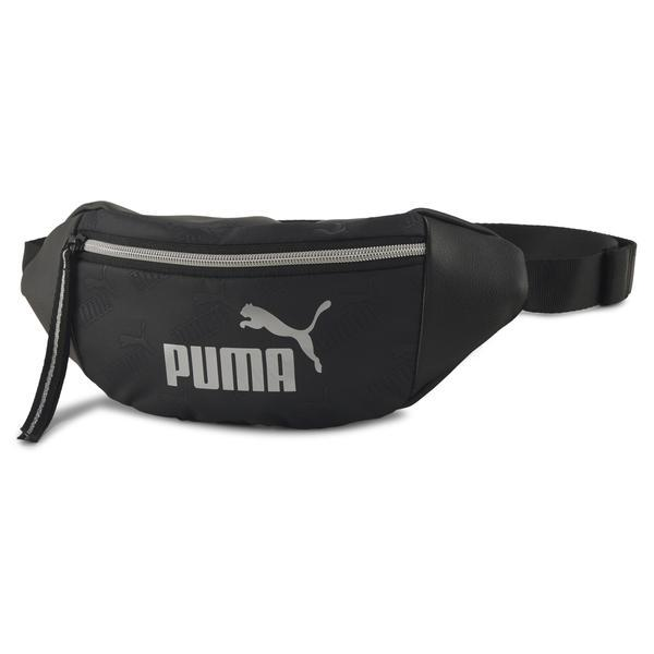 Borseta unisex Puma Core Up 07747801, Marime universala, Negru