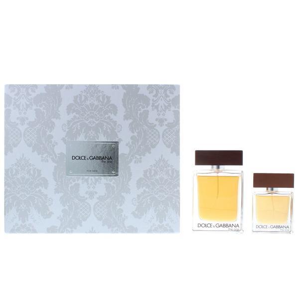 Set cadou Apă de toaletă 100 ml + Apă de toaletă 30ml Dolce&Gabbana The One poza