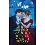 Nopti vrajite - Sabrina Jeffries, Mary Jo Putney, Madeline Hunter, editura Lira