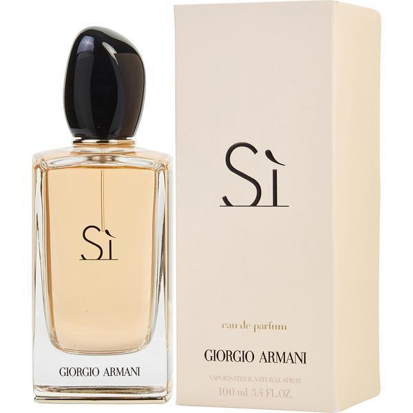 Apa de Parfum pentru femei Giorgio Armani Si, 50 ml imagine produs