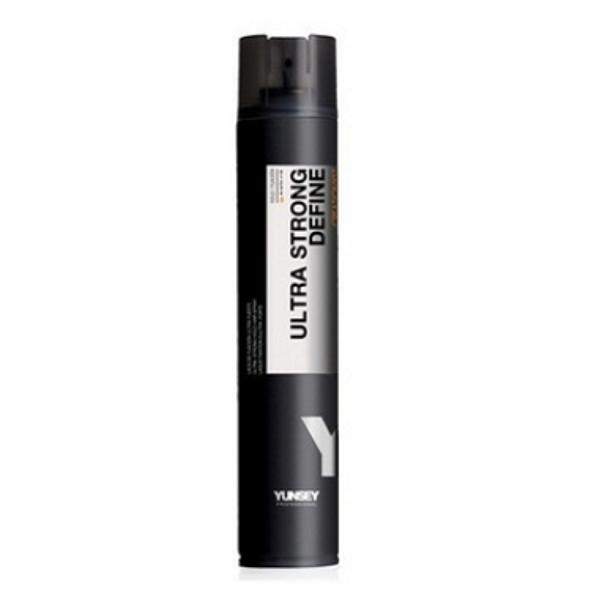 Spray Fixativ pentru Fixare Extra Puternica - Yunsey Professional Cretionyst Ultra Strong, 500 ml imagine produs