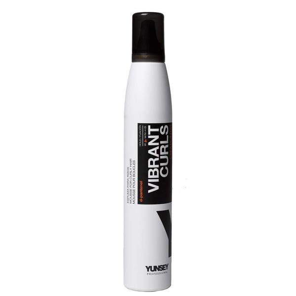 Spuma de Par - Yunsey Professional Vibrant Curls Creationyst, 300 ml imagine produs