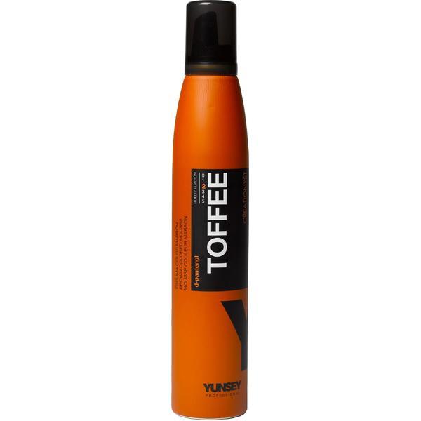 Spuma de Par Nuantatoare - Yunsey Professional Toffee Creationyst, 300 ml imagine produs