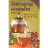 Savoarea ceaiului - Manfred Neuhold, editura Mast