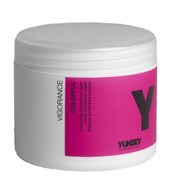 Masca Protectoare Culoare - Yunsey Professional Vigorance Colorful, 500 ml