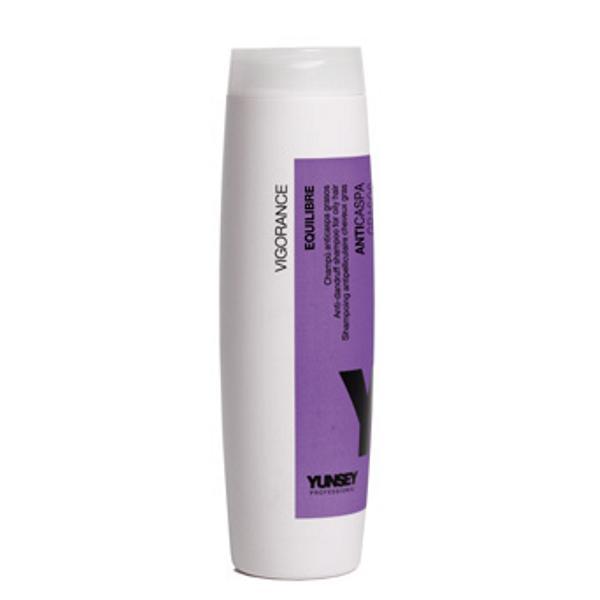 Sampon Anti Matreata pentru Scalp Gras - Yunsey Professional Vigorance Dandruff for Oily Hair, 250 ml imagine produs