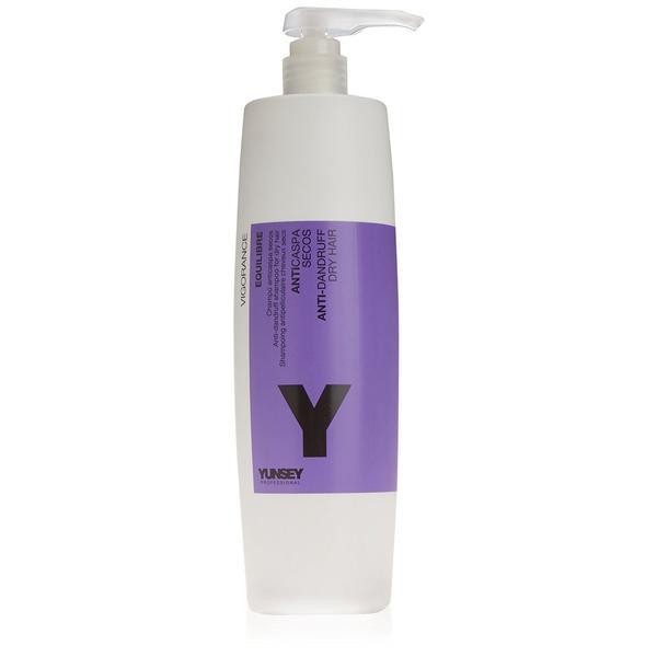 Sampon Anti Matreata pentru Scalp Uscat - Yunsey Professional Vigorance Dandruff for Dry Hair, 1000 ml imagine produs