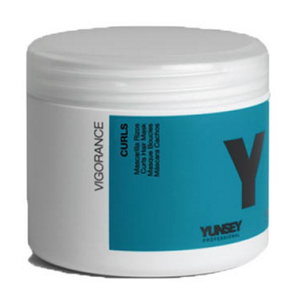 Masca pentru Par Cret - Yunsey Professional Vigorance Curl Mask, 500 ml imagine