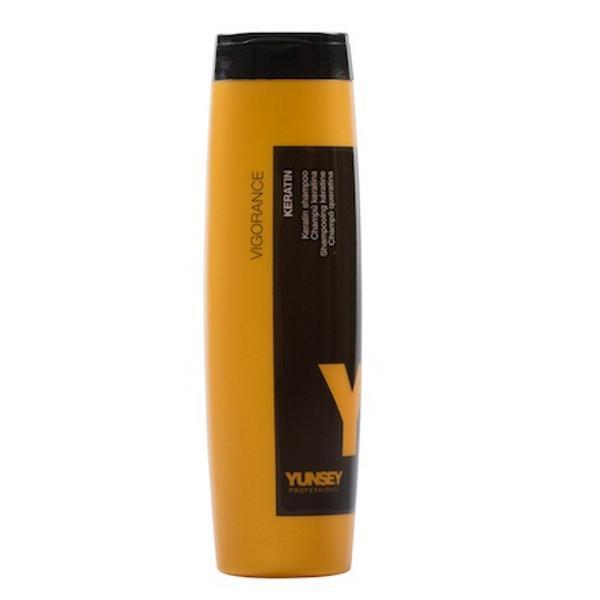 Sampon cu Keratina - Yunsey Professional Keratin 24K Shampoo, 250 ml imagine