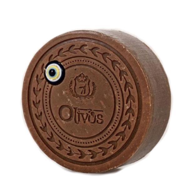 Sapun Amuleta Norocoasa - Ochiul Magic - cu Vanilie si Ulei de Masline Olivos, 100 g imagine produs