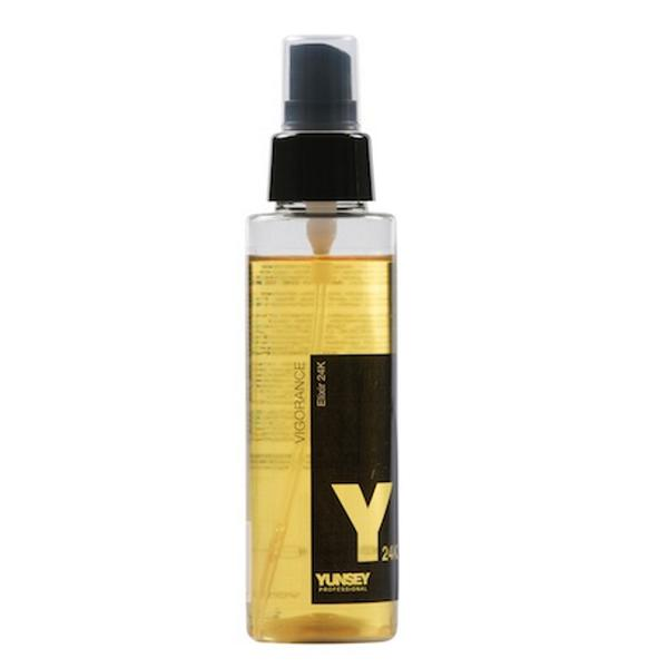 Elixir de Par cu Keratina - Yunsey Professional Keratin 24K Elixir, 100 ml imagine produs