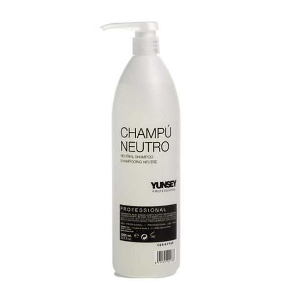Sampon Neutru - Yunsey Professional Neutral Shampoo, 1000 ml imagine