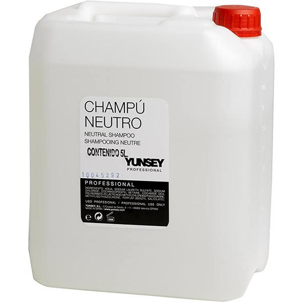 Sampon Neutru - Yunsey Professional Neutral Shampoo, 5L poza