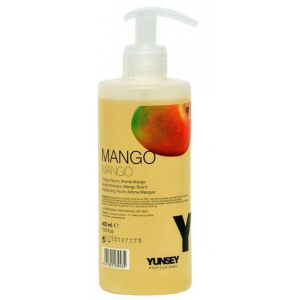 Sampon Neutru cu Mango - Yunsey Professional Neutral Shampoo Mango, 400 ml esteto.ro