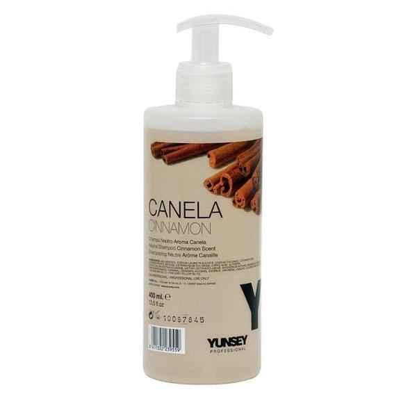 Sampon Neutru cu Scortisoara - Yunsey Professional Neutral Shampoo Cinnamon, 400 ml imagine
