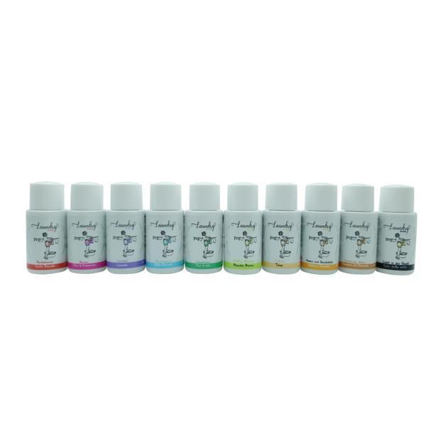 Set Parfum concentrat pentru rufe - asortate 10 buc x 20 ml imagine produs