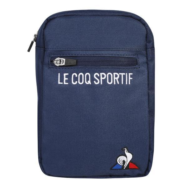 Borseta unisex Le Coq Sportif Essential Small Items 2011118, Marime universala, Albastru