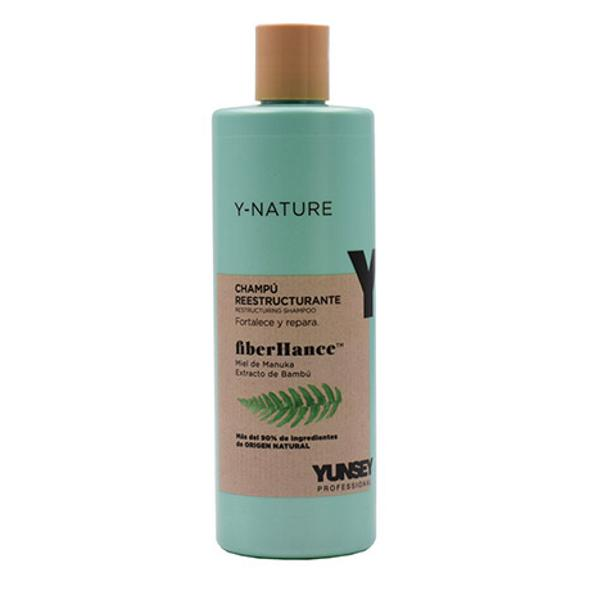 Sampon Restructurant - Yunsey Professional Restructuring Shampoo Y-Nature, 400 ml imagine
