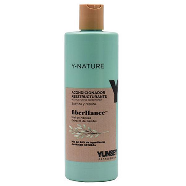 Balsam de Par Restructurant - Yunsey Professional Restructuring Conditioner Y-Nature, 400 ml imagine