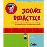 Jocuri didactice clasa 1 si 2 - Alexandrina Dumitru, Viorel-George Dumitru, editura Corint
