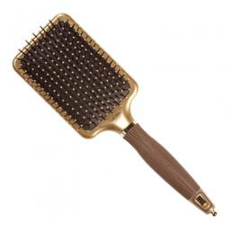 Perie Termica Lata - Olivia Garden NanoThermic Styler Paddle Hairbrush NT - PDL