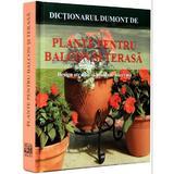Plante pentru balcon si terasa - Dumont, editura All
