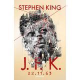 JFK 22.11.63 (ed. 2020) autor Stephen King, editura Nemira
