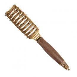 Perie Termica Ceramica - Olivia Garden NanoThermic Styler Vent Hairbrush NT - VTS