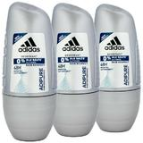 Pachet promo  - Set 3 x 150ml - Deodorant roll-on anti-perspirant Adidas Adipure