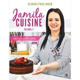 Jamila Cuisine. Vol II - Geanina Staicu-Avram, editura Curtea Veche
