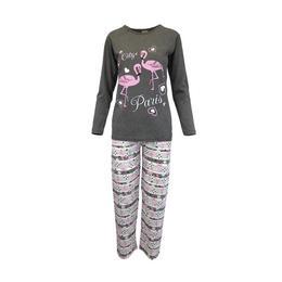 pijama-dama-univers-fashion-bluza-gri-inchis-cu-imprimeu-lebede-pantaloni-gri-cu-imprimeu-lebede-xl-1.jpg